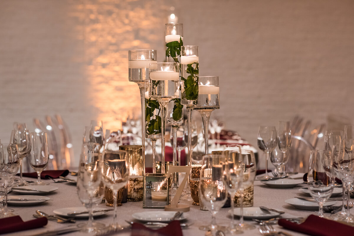 Superb Winter Wedding Centerpieces Chez Wedding Venue Download Free Architecture Designs Sospemadebymaigaardcom